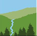 logo of Hubbard Brook Ecosystems Study
