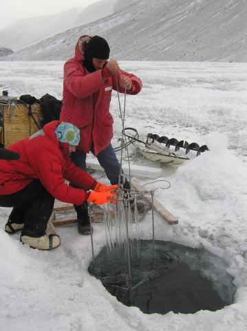 Lake Bonney culture collection at McMurdo Dry Valleys LTER