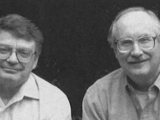 James Gosz and Jerry Franklin