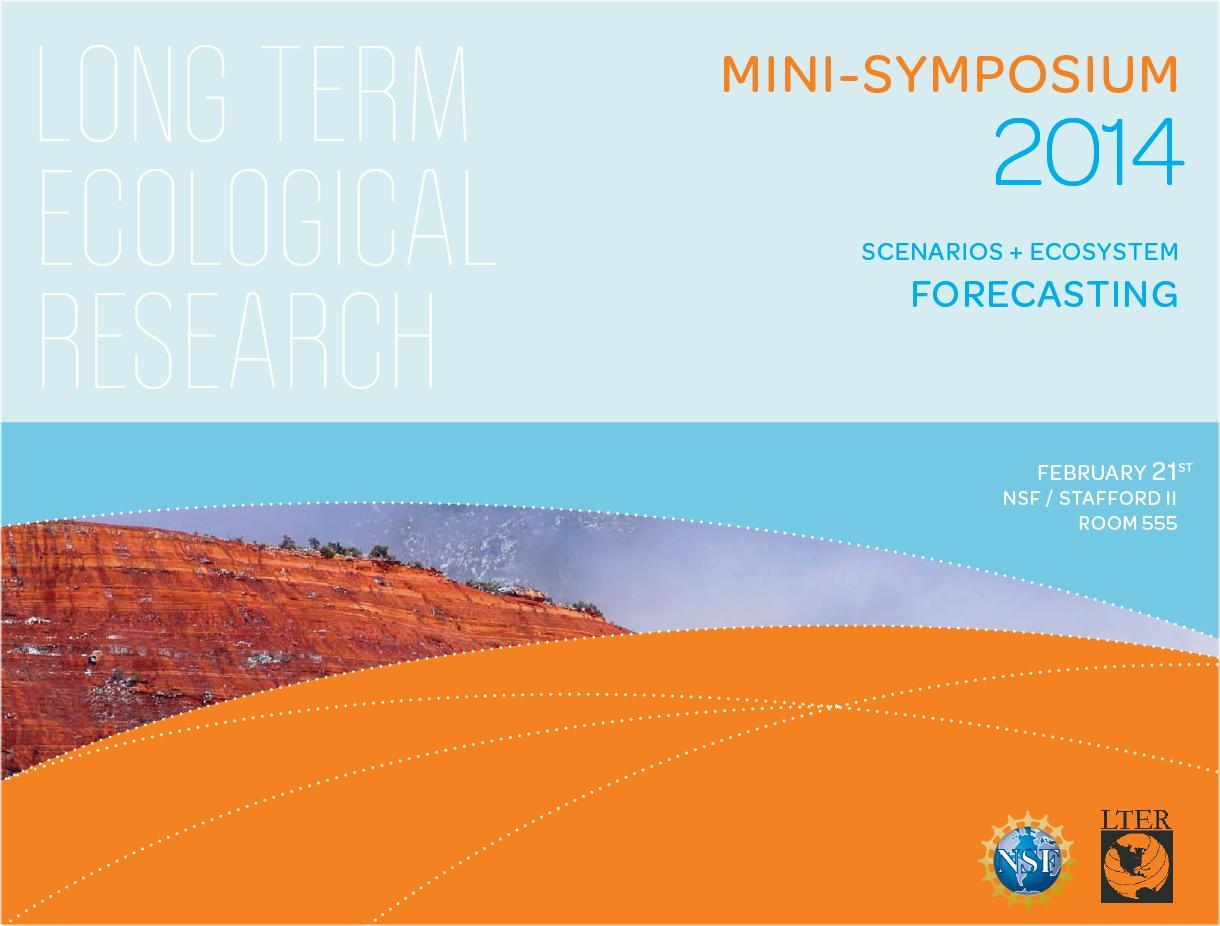 2014-LTER-Minisymposium