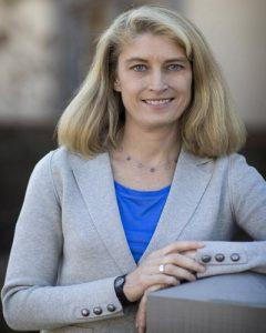 portrait of Dr. Karen McGlathery