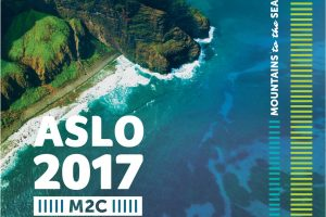 logo from ASLO ocean science meeting 2017