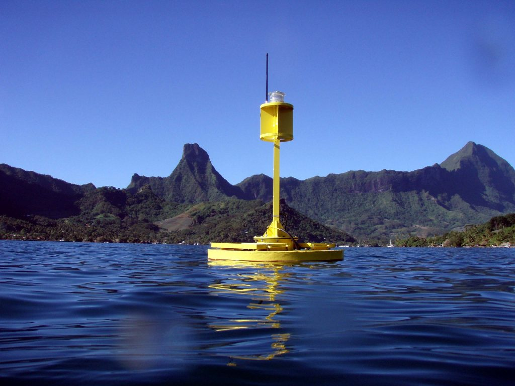 data recording buoy