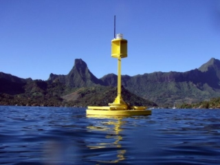 data recording buoy