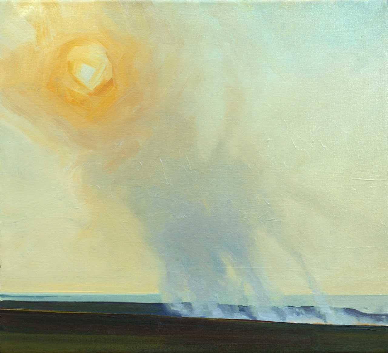 Smoke and Sun by Lisa Grossman, 2012.