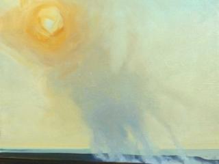 Smoke and Sun by Lisa Grossman, 2012