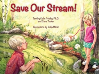 Save our Stream cover - Tucker
