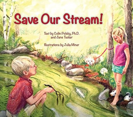 Save our Stream cover – Tucker