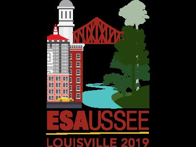 Logo for ESA 2019 Annual Meeting