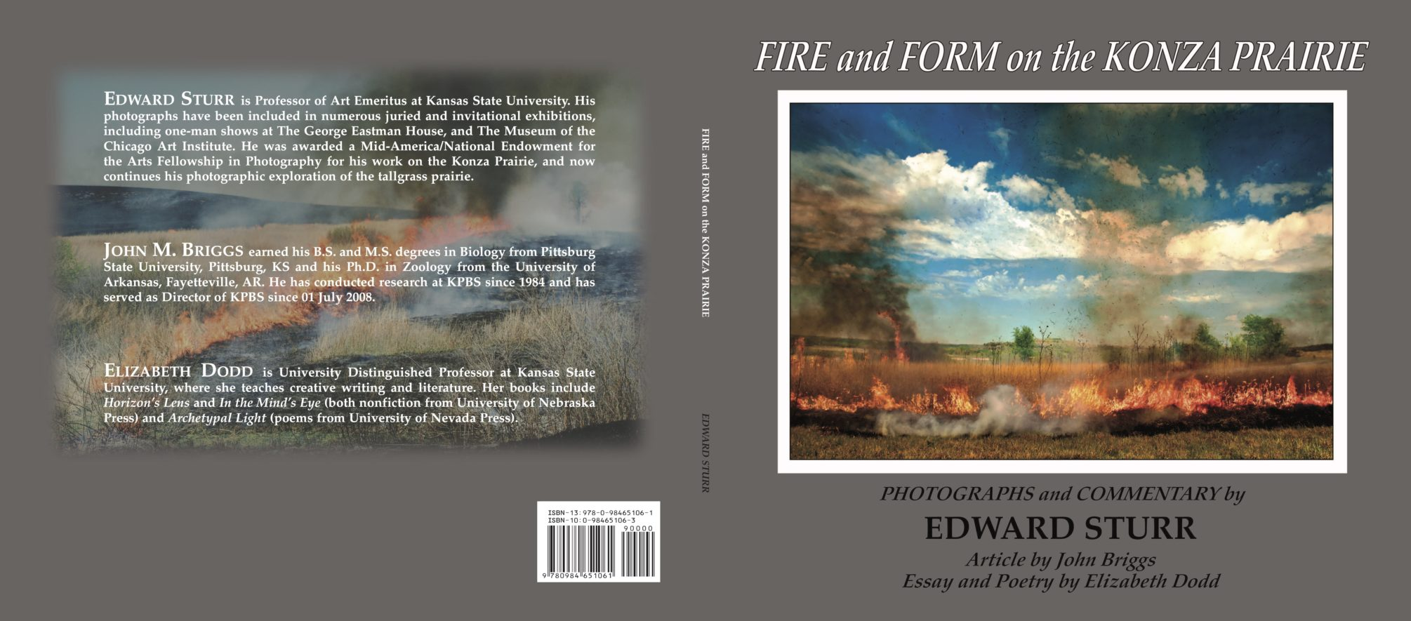 Fire and Form cover