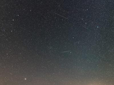 Leo rising, constellations