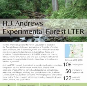 Andrews Forest LTER
